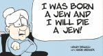 I was born a Jew